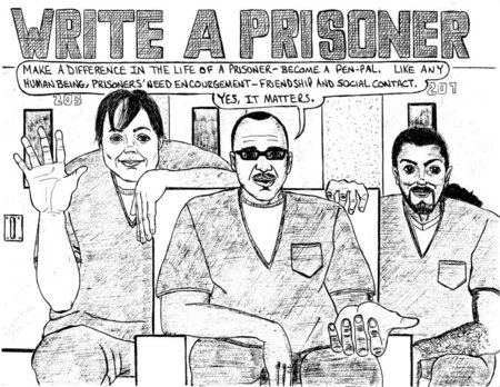 write to a prisoner 2018-06-14  paper dolls is for women in prison to meet people outside the walls and fences, and for them to receive hope and incentive to prepare to live in the free world.